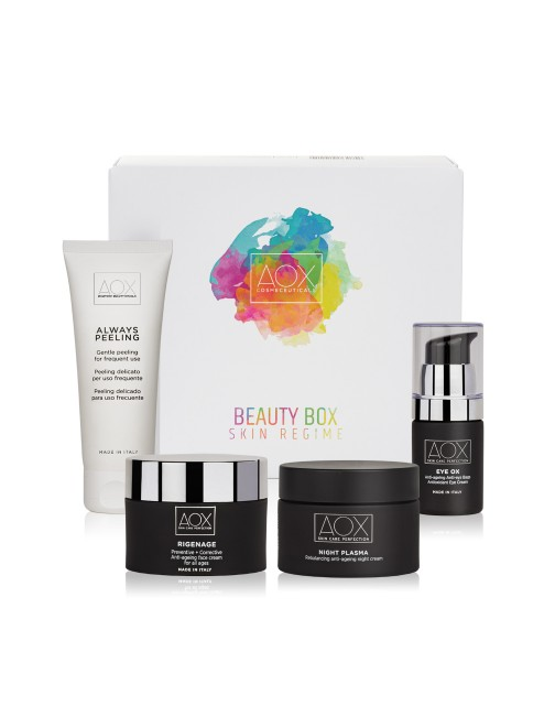 Beauty Box Skin Regime